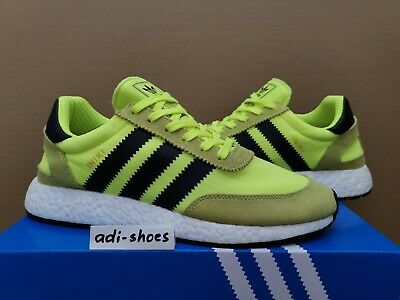 ADIDAS INIKI RUNNER BOOST SOLAR YELLOW/BLACK Gr.37-44,5 ultra BB2094 nmd I-5923