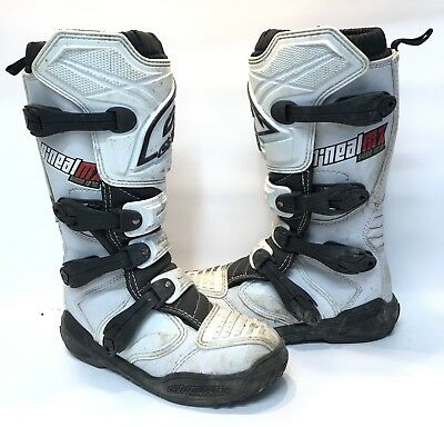 O'Neal Element Motocross Motorcylce Boots Mens Size 7 Euro 39