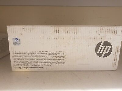 Genuine HP LaserJet Print Cartridge Original CE401YC Cyan