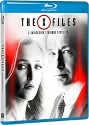 The X-Files - Stagione 11 (3 Blu-Ray Disc) - ITALIANO ORIGINALE SIGILLATO -