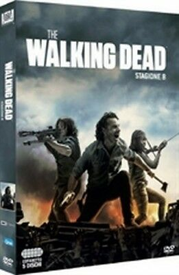 The Walking Dead - Stagione 8 (5 DVD) - ITALIANO ORIGINALE SIGILLATO -