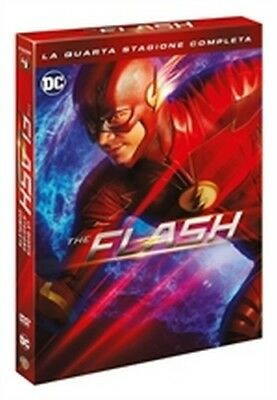 The Flash - Stagione 4 (5 DVD) - ITALIANO ORIGINALE SIGILLATO -