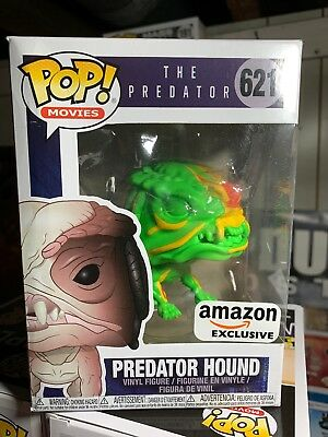 Funko POP! Movies PREDATOR HOUND Heat Vision #621 Amazon Exclusive Never Opened!