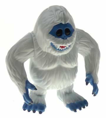 Rudolph The Red Nosed Reindeer Bumble Abominable Snowman Figure Roars Lights Up