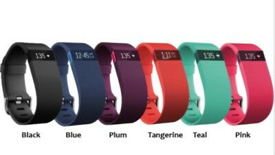 Fitbit Charge HR Activity Fitness Tracker Heart Rate Wristband Watch