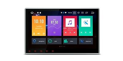 """10.1"""" Android 8.0 Octa-Core 32GB + 4GB RAM  Car Stereo Universal Fitment"""
