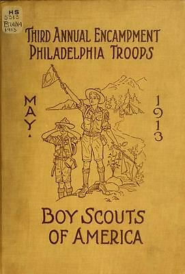 189 Rare Boy Scout Handbooks On Dvd - Scouting History Camping Outdoor Survival