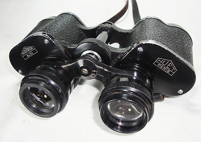 Huet Paris Mirapan 200 8 x 30 11.4 Degree Extreme Wide Angle Binocular with Case