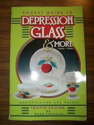 Pocket Guide to Depression Glass and More, 1920s-1960s Vol. 12 : Identification