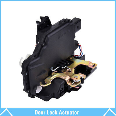 Door Lock Actuator & Latch Front Passenger Side RH For Volkswagen Golf Beetle