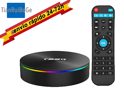 T95Q Android 8.1 Smart TV Box 4GB+32GB/64GB Quad-Core HD4K WIFI Netflix