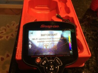 Snap On diagnostic thermal imager elite EETH310 mint in the box!