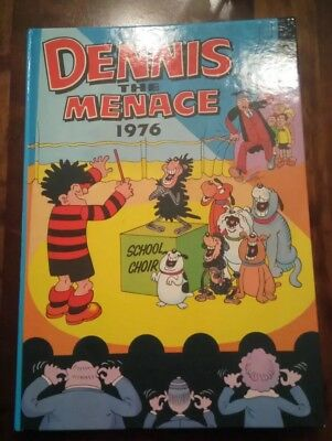 Dennis the Menace – 1976 comic annual
