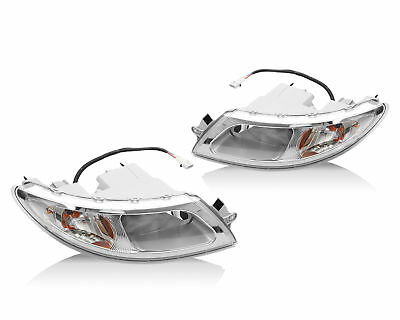 Eagle Eye Headlight Pair For 01-12 International 4100/4200/4300/4400/8500/8600