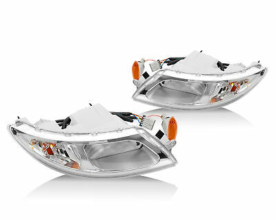 Eagle Eye Headlight Pair For 08-11 International 4100/4200/4300/4400/8500/8600