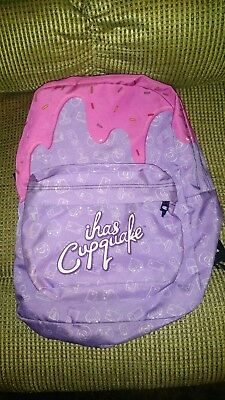 RARE Ihascupquake YouTuber backpack children kids bag LDShadowLady LaurenzSide