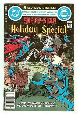 DC Special Series 21   Super Star Holiday Special Spring 1980   Frank Miller