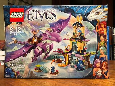 - Brand New /& Sealed LEGO Elves Me and My Dragon Display 853564 RETIRED
