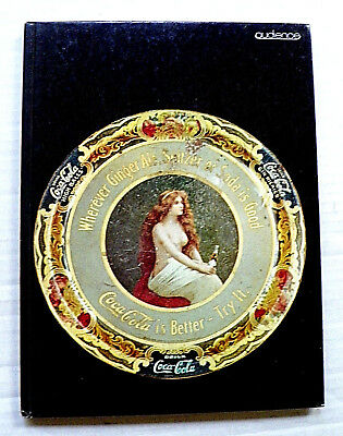 """1972 Nov-Dec Audience Book With """"coke-Art"""" By Lawrence Dietz Coca-Cola Article"""