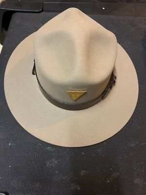 New Jersey State Police Campaign Hat