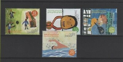 Jordan Children Drawing 2005 Nh Set Sg2083/86