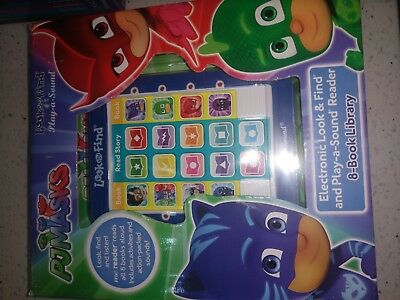 PJ MASKS HARDCOVER Book Lot 9 Look And Find, Play A Sound For Me