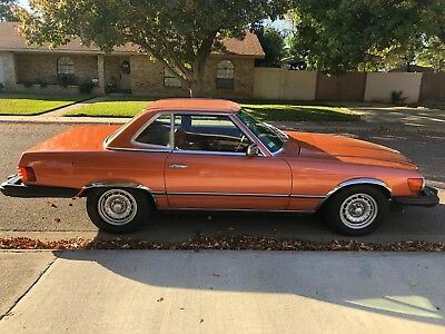 1981 Mercedes-Benz 300-Series SL 1981 mercedes-benz 380sl