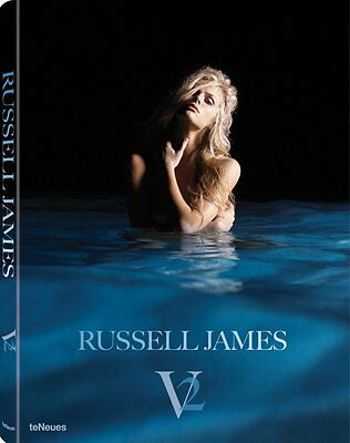 V2 Hardcover by Russell James  - Edition originale dédicacée - TBE+