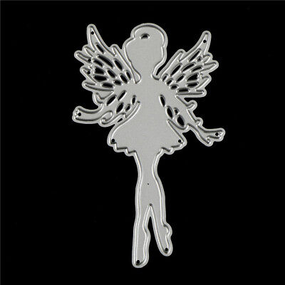 Fairy Design Metal Cutting Dies For DIY Scrapbooking Album Paper Cards##
