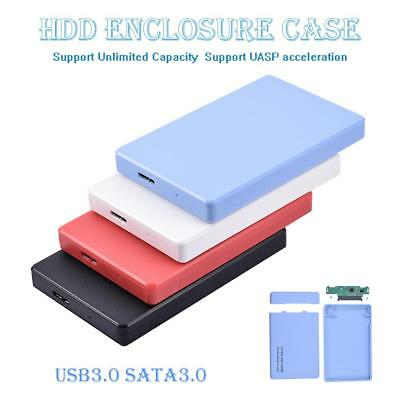 "New ORICO USB 3.0 External 2.5"" 3.5"" SATA Hard Drive Enclosure SSD HDD Disk Case"