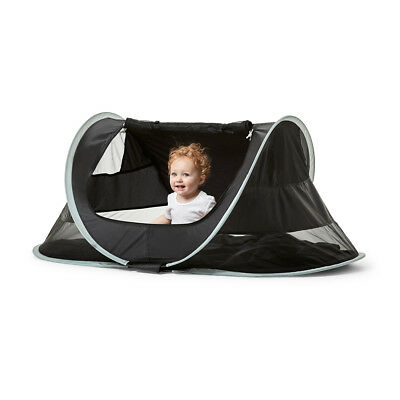 Portable Baby Travel Cot Camping Dome Foldable Portacot Bassinet
