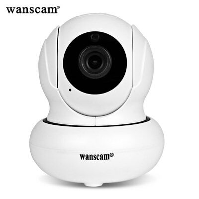 Wanscam HW0021-3 1080P Wifi sans Fil Sécurité Panoramique / Inclinaison Ir New