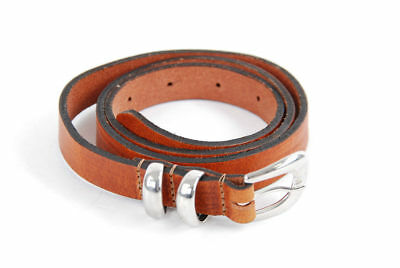 LTB Women's New Petro Leather Belt  Brown Size 73 RRP€16 BCF511