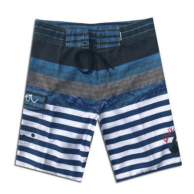 New Mens Quick-Dry Swim Beach Pants Boardshorts Surf Shorts Board Trunks 30-38