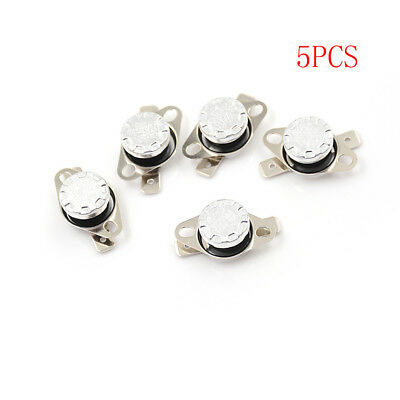 5pcs 10A 250V KSD301 85°C Thermostat Temperature Thermal Control Switch#&