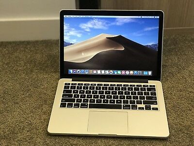 "Apple Macbook pro 13"" Retina (2013) 500GB SSD, 8GB RAM , Core i5"