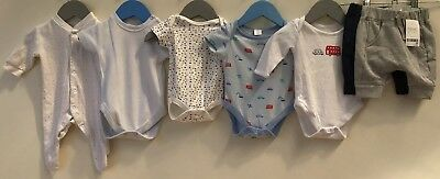 Baby Boys Bundle 0-3 Next Mothercare Mini Club Early Days <H3349