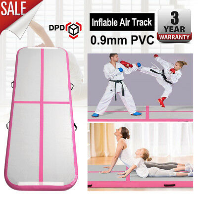 Gymnastics Air Track Inflatable AirTrack Floor Tumbling Yoga Mat with Gift 3x1M