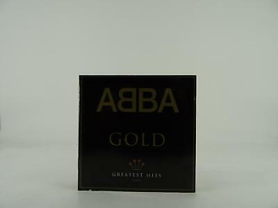 ABBA, GOLD GREATEST HITS, VG/G, 19 Track, CD Album, Picture Sleeve, POLAR MUSIC