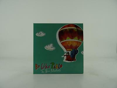 BE LIKE PABLO, THE NEW ADVENTURES, G/VG, 10 Track, Promotional CD Album, Card Sl