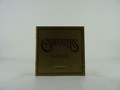 CARPENTERS, CARPENTERS GOLD GREATEST HITS, VG/VG, 19 Track, CD Album, Picture Sl