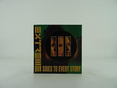 EXTREME, III SIDES TO EVERY STORY, VG/G, 14 Track, CD Album, Picture Sleeve, A&M