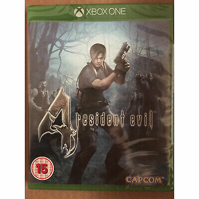Resident Evil 4 HD Remastered (Xbox One) New and Sealed