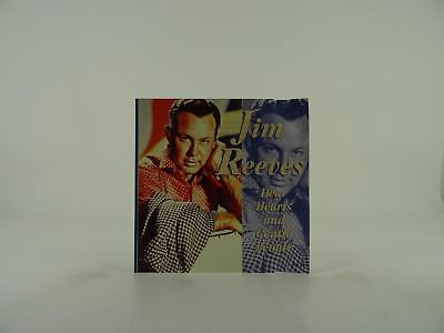 JIM REEVES, DEAR HEARTS AND GENTLE PEOPLE, EX/VG, 15 Track, CD Album, Picture Sl