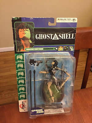 Ghost in the Shell Major Motoko Kusanagi Action Figure McFarlane Toys