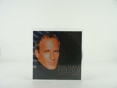 MICHAEL BOLTON, THE ULTIMATE COLLECTION, EX/EX, 17 Track, Promotional CD Album,
