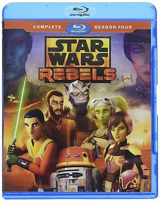 Star Wars Rebels: The Complete Season Four (Blu-Ray, 2018) NEW