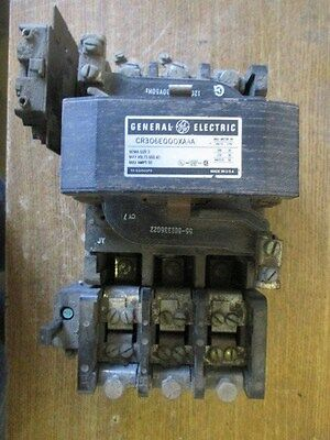 General Electric Démarreur Nema Taille 3 Max Volts 600 Ac Amp 90 CR306E000XAAA