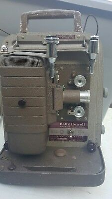 Bell & Howelll 8mm projector  model 253A