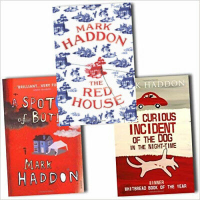 Mark Haddon - Adult Fiction Collection (3 Books)